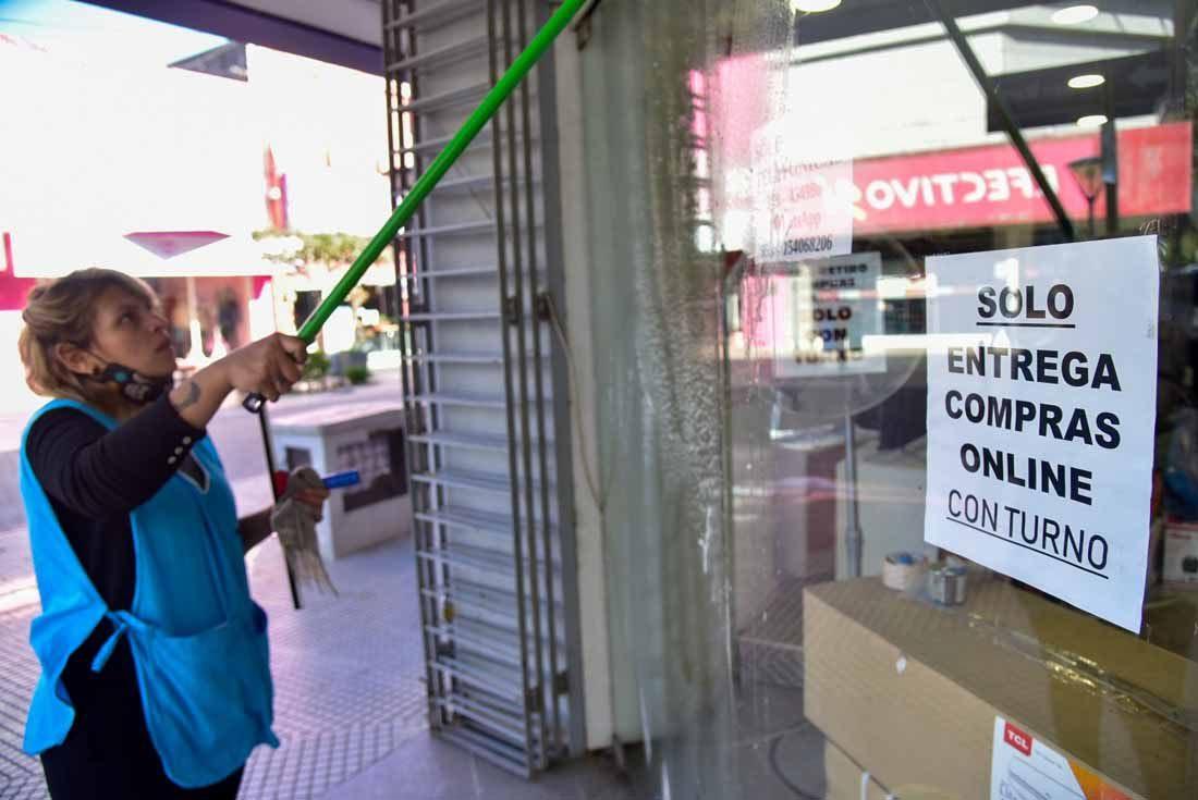 Villa María. Semana de restricciones, en una ciudad con un muy alto número de casos. (La Voz)